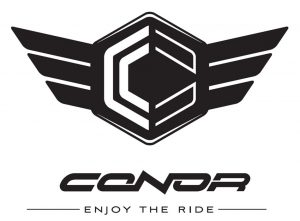 logo conor vuk bikes madrid